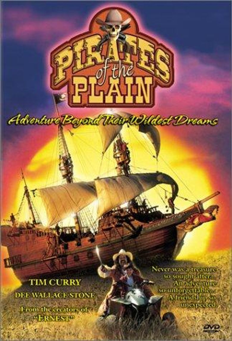 Pirates of the Plain Poster