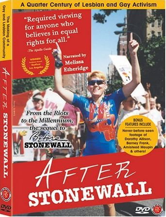 Watch After Stonewall