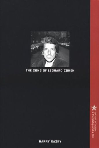 The Song of Leonard Cohen Poster