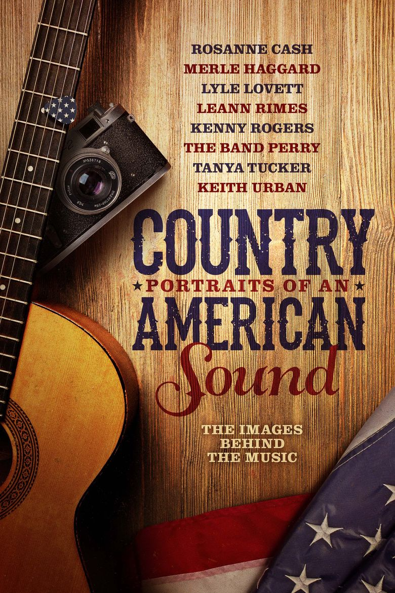Country: Portraits of an American Sound Poster