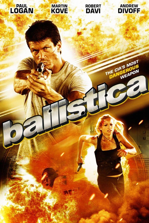 Ballistica Poster