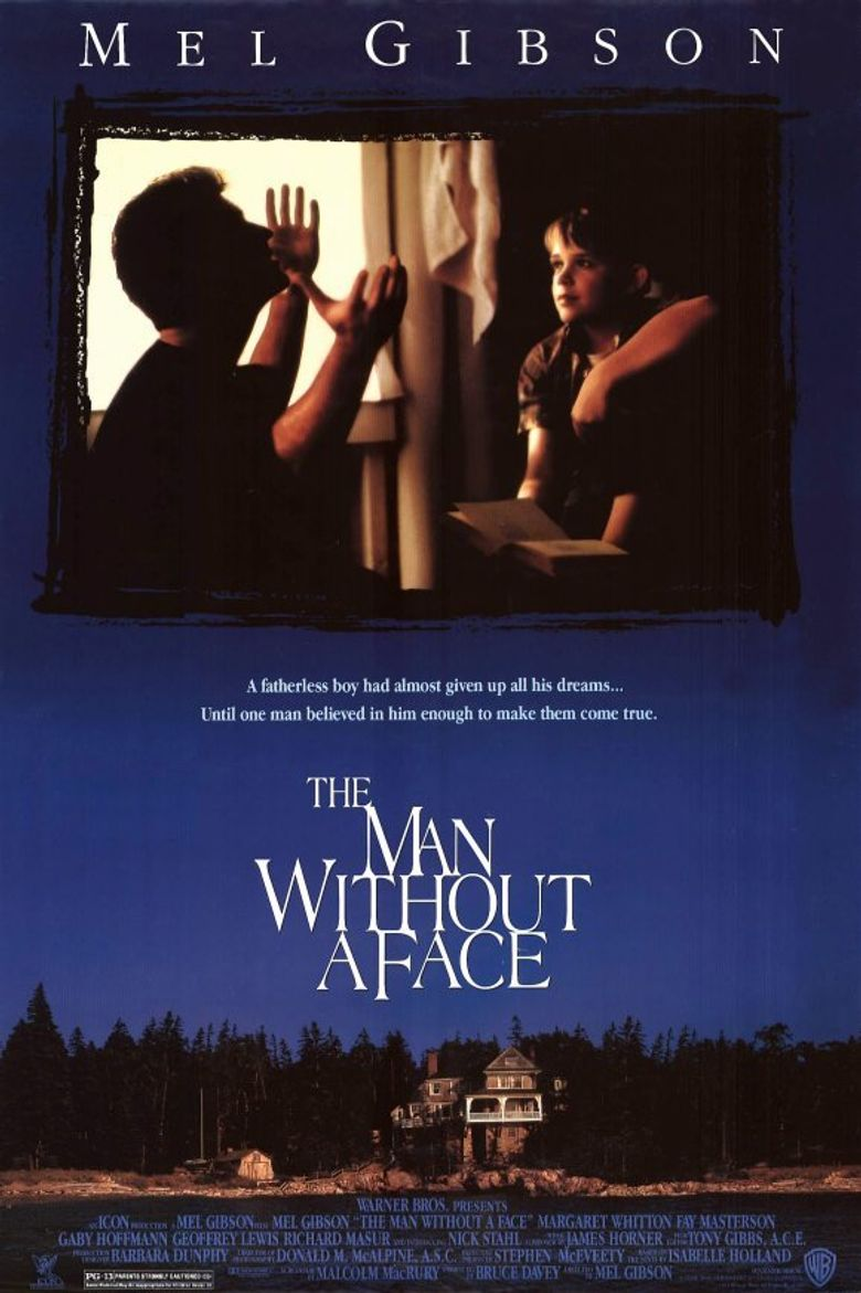 The Man Without a Face Poster
