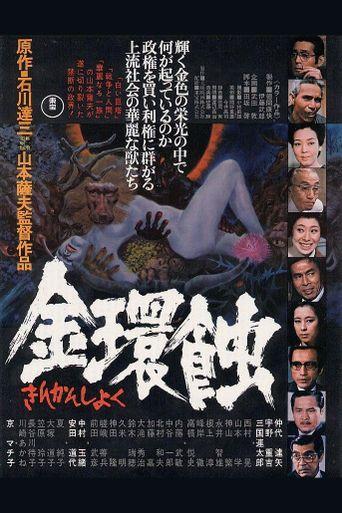 Kinkanshoku Poster