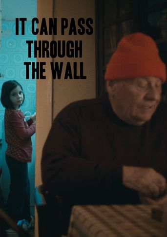 It Can Pass Through the Wall Poster