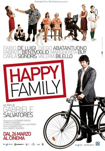 Happy Family Poster