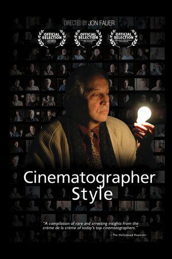 Cinematographer Style Poster