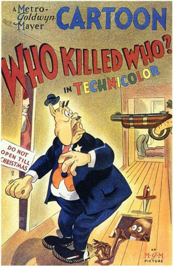 Who Killed Who? Poster
