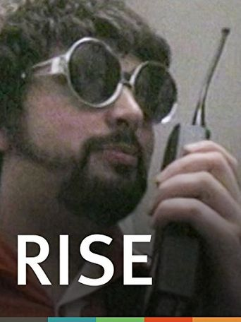 Rise: The Story of Rave Outlaw Disco Donnie Poster