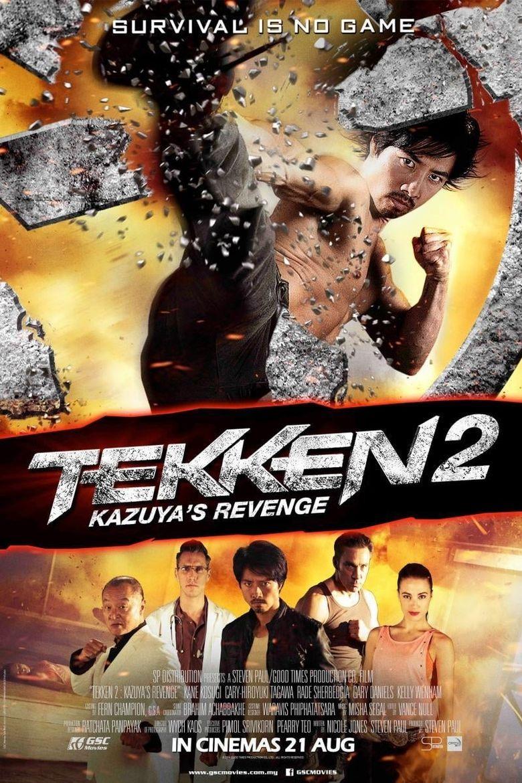 TEKKEN: Kazuya's Revenge Poster
