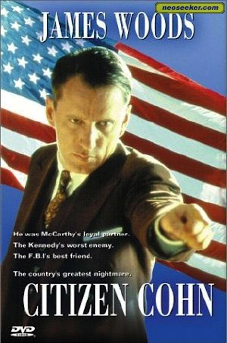 Citizen Cohn Poster