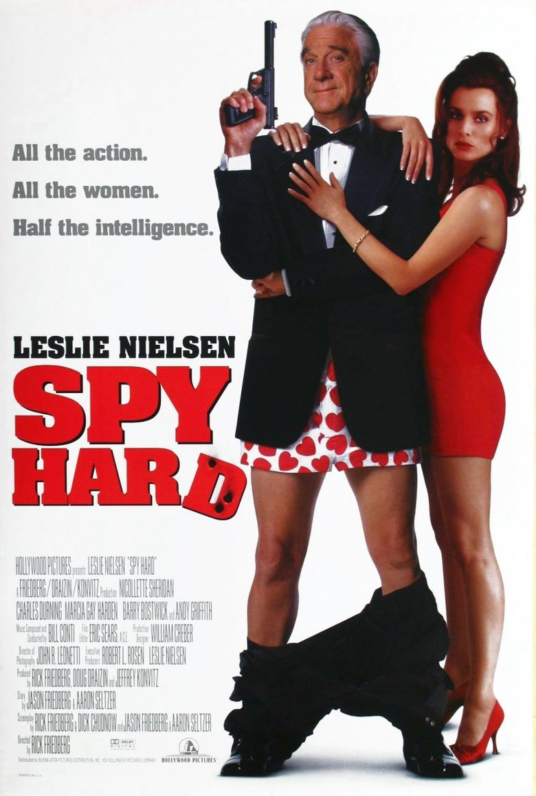 Watch Spy Hard