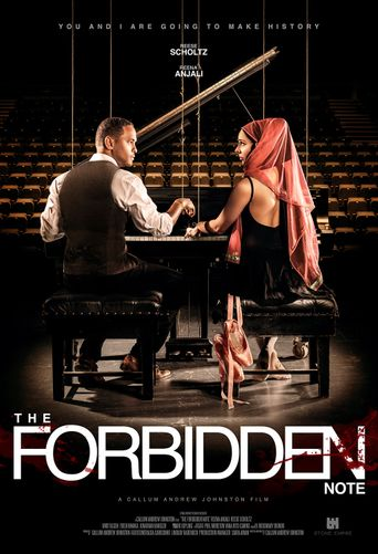 The Forbidden Note Poster