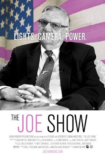 The Joe Show Poster