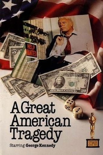 A Great American Tragedy Poster