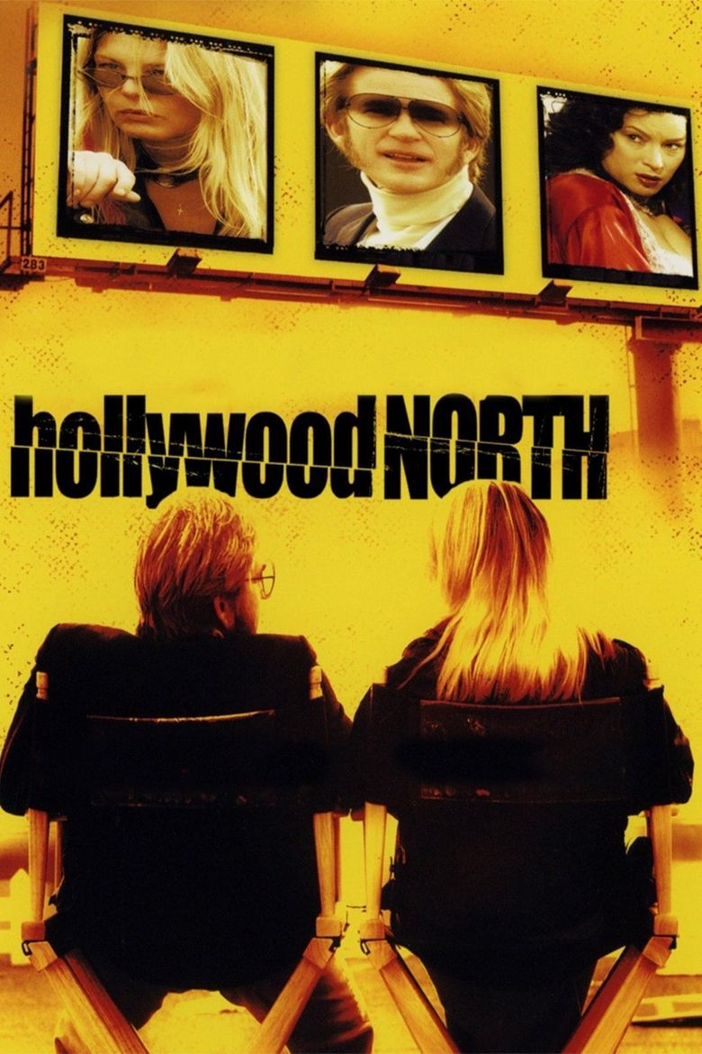Hollywood North Poster
