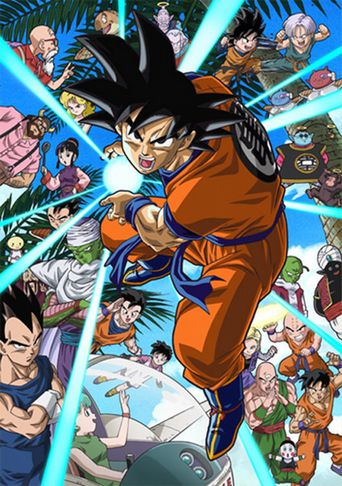 Dragon Ball: Yo! Son Goku and Friends Return!! Poster