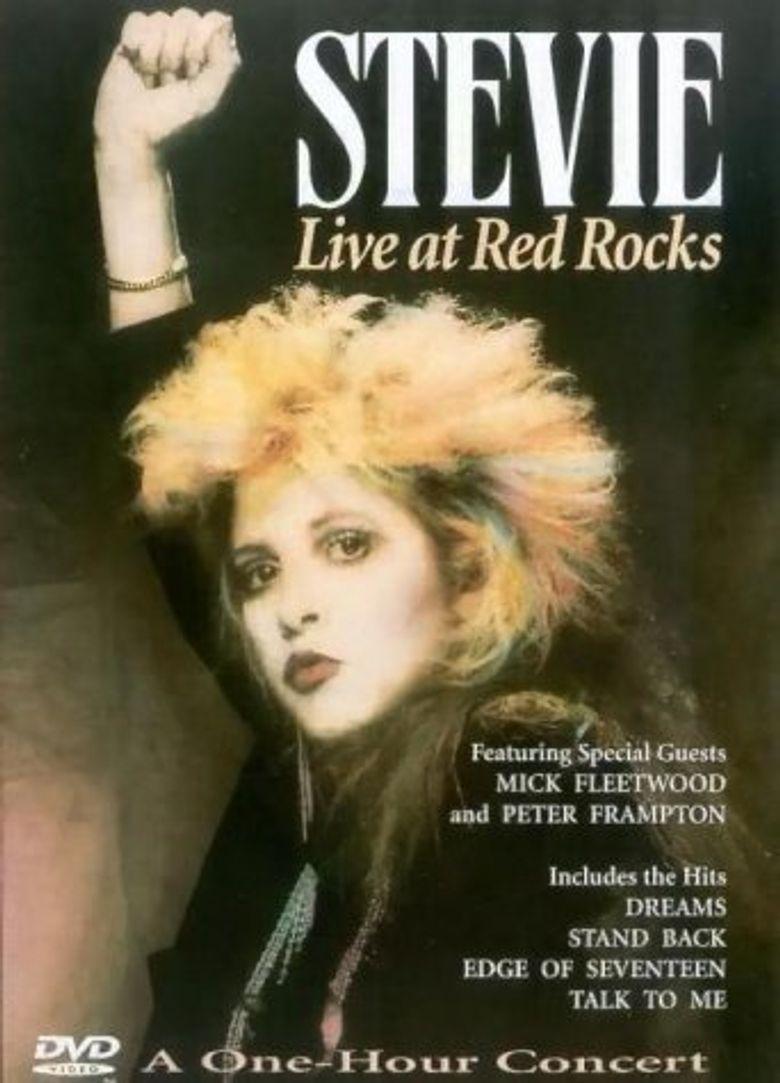 Stevie Nicks: Live at Red Rocks Poster