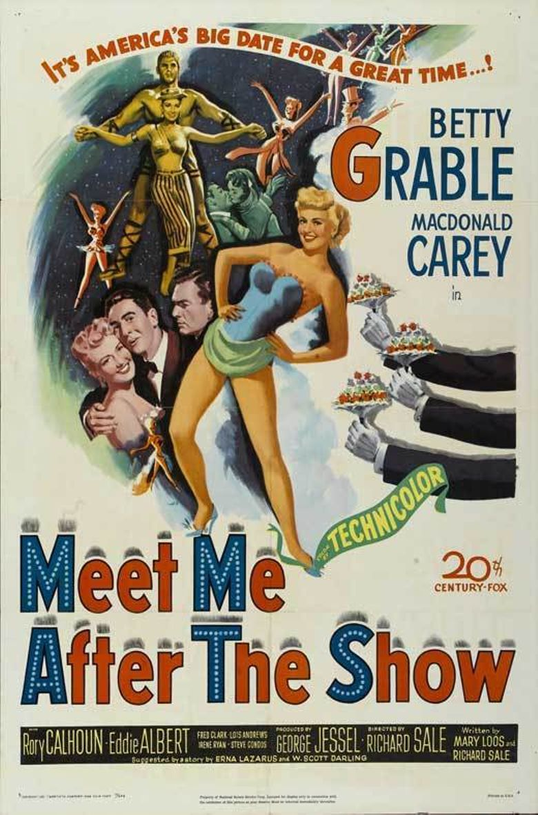 Meet Me After the Show Poster