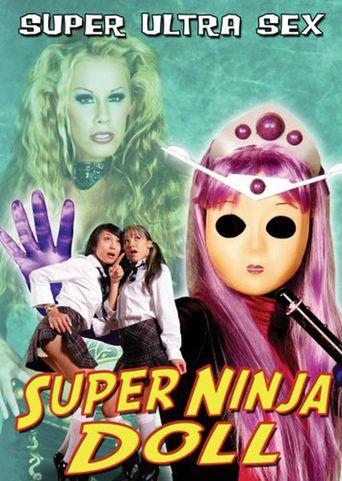 Super Ninja Doll Poster