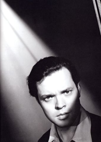 AFI Tribute to Orson Welles Poster