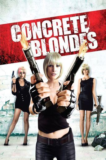 Concrete Blondes Poster