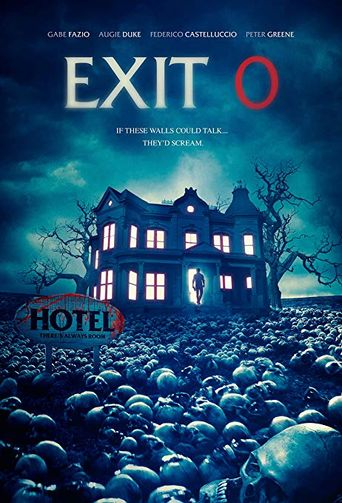 Exit 0 Poster