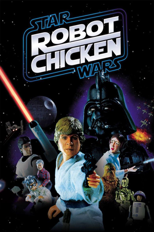 Robot Chicken: Star Wars Poster