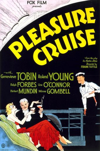 Pleasure Cruise Poster