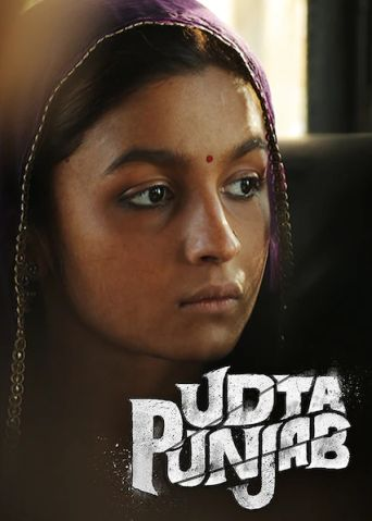 Punjab on a High Poster