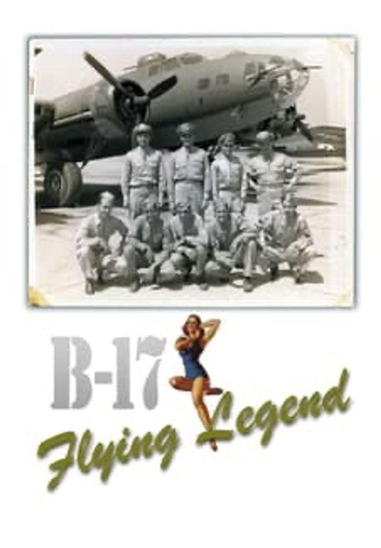 B-17 Flying Legend Poster