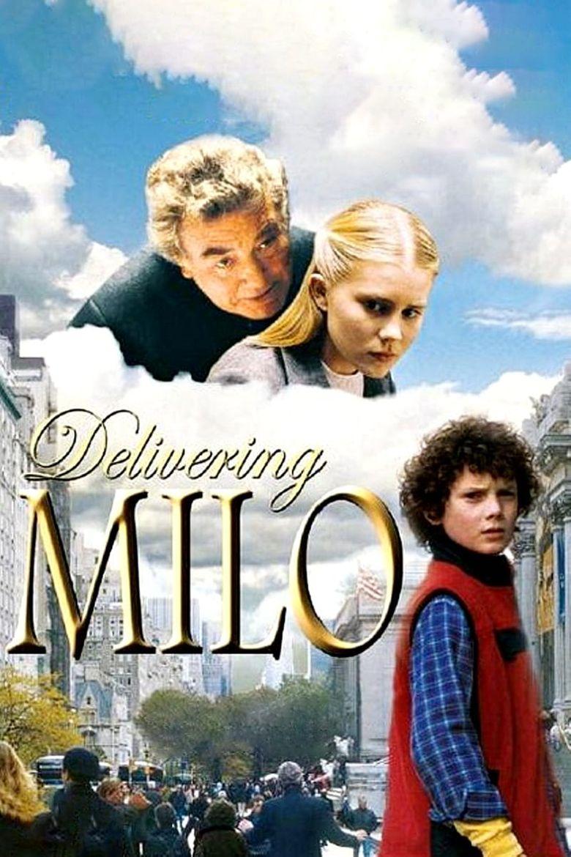 Delivering Milo Poster