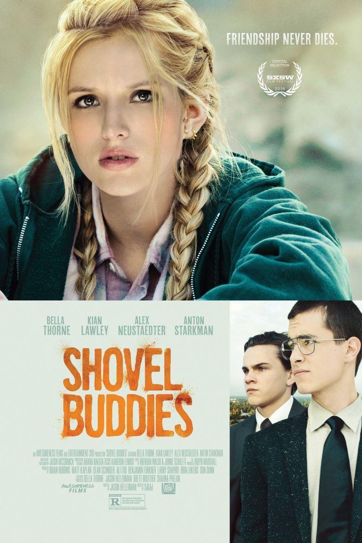 Shovel Buddies Poster