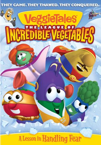 VeggieTales: The League of Incredible Vegetables Poster