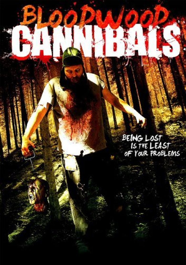 Bloodwood Cannibals Poster