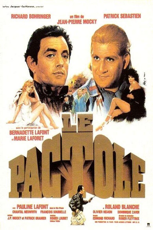 Le pactole Poster