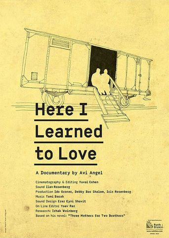 Here I Learned To Love Poster
