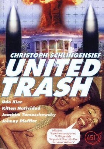 United Trash Poster
