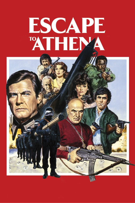 Escape to Athena Poster