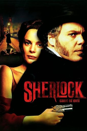 Sherlock: Case of Evil Poster