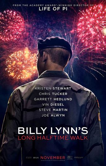 Watch Billy Lynn's Long Halftime Walk