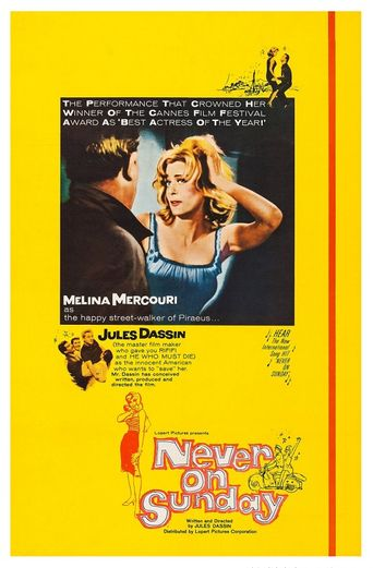 Watch Never on Sunday
