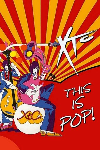 XTC: This is Pop Poster