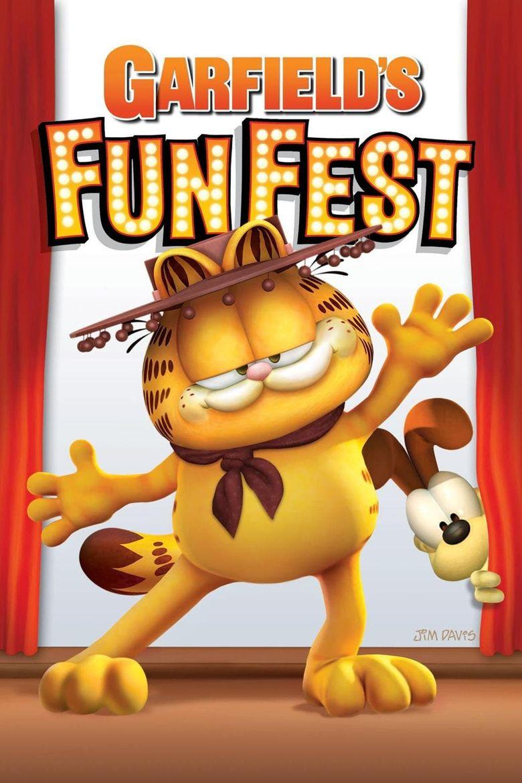 Garfield's Fun Fest Poster