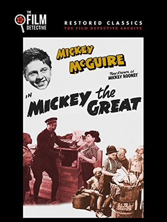 Mickey the Great Poster