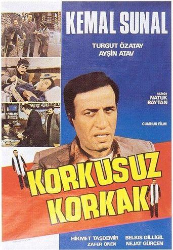 Korkusuz Korkak Poster