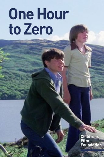 One Hour to Zero Poster