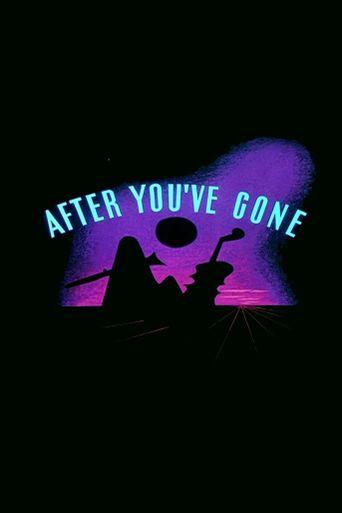 After You've Gone Poster