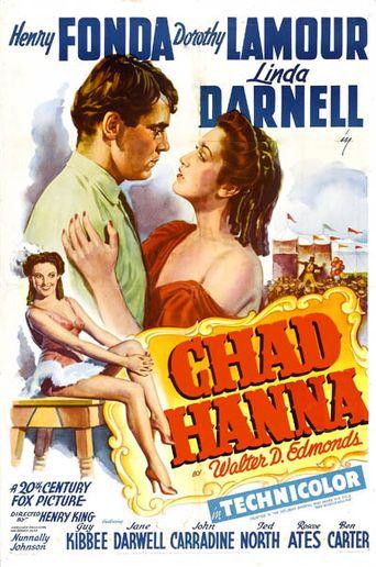 Chad Hanna Poster
