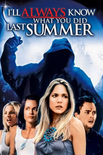 Watch I'll Always Know What You Did Last Summer
