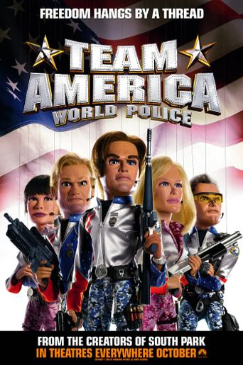Watch Team America: World Police